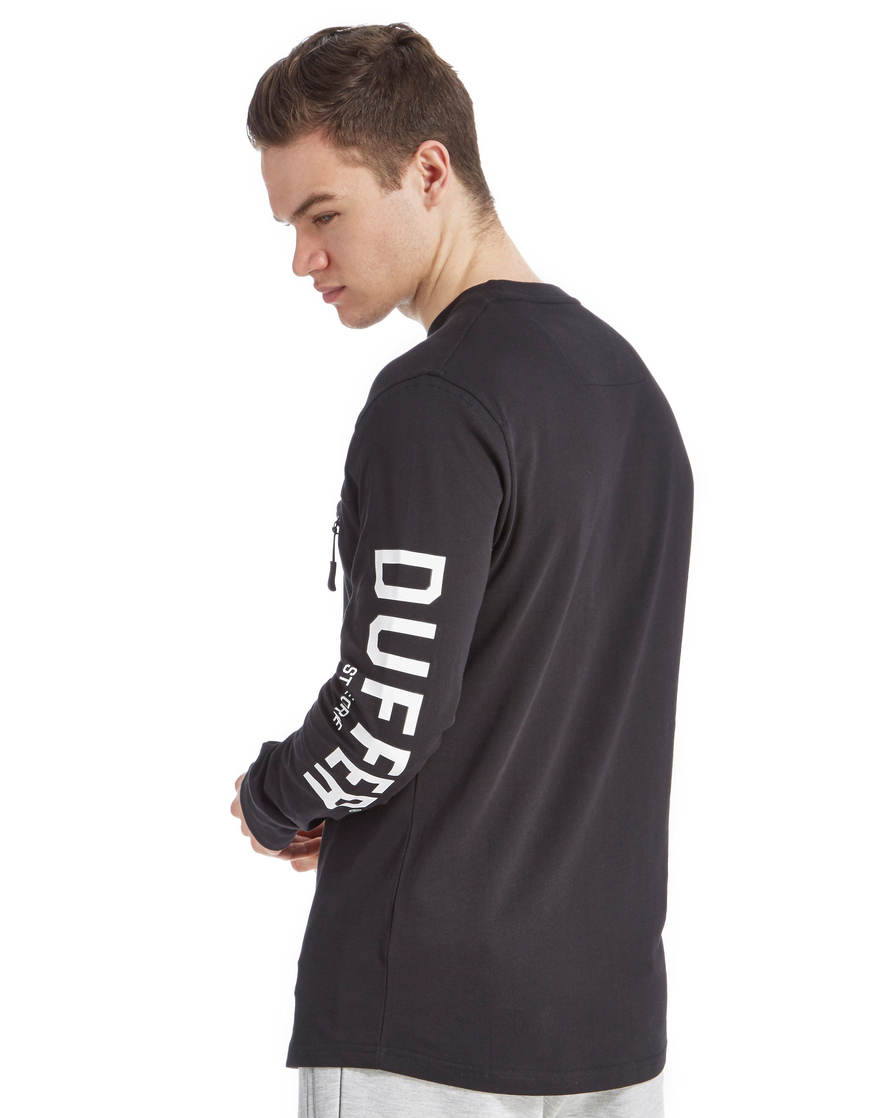 Duffer of St George Black Label Sigma Long Sleeve T-Shirt