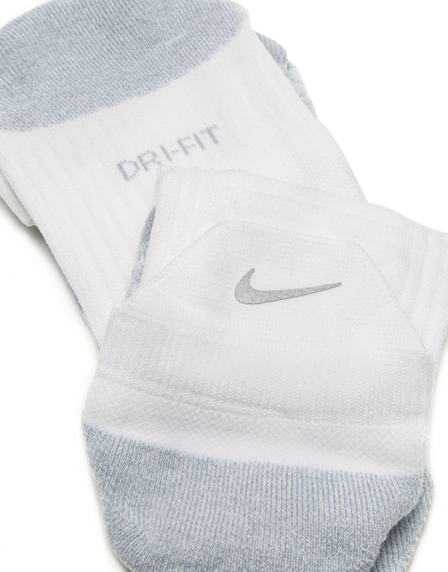 Nike Run Cushioned Low Socks