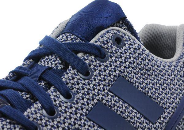 pretty nice f5d4e 07e3e adidas zx flux dark blue jd