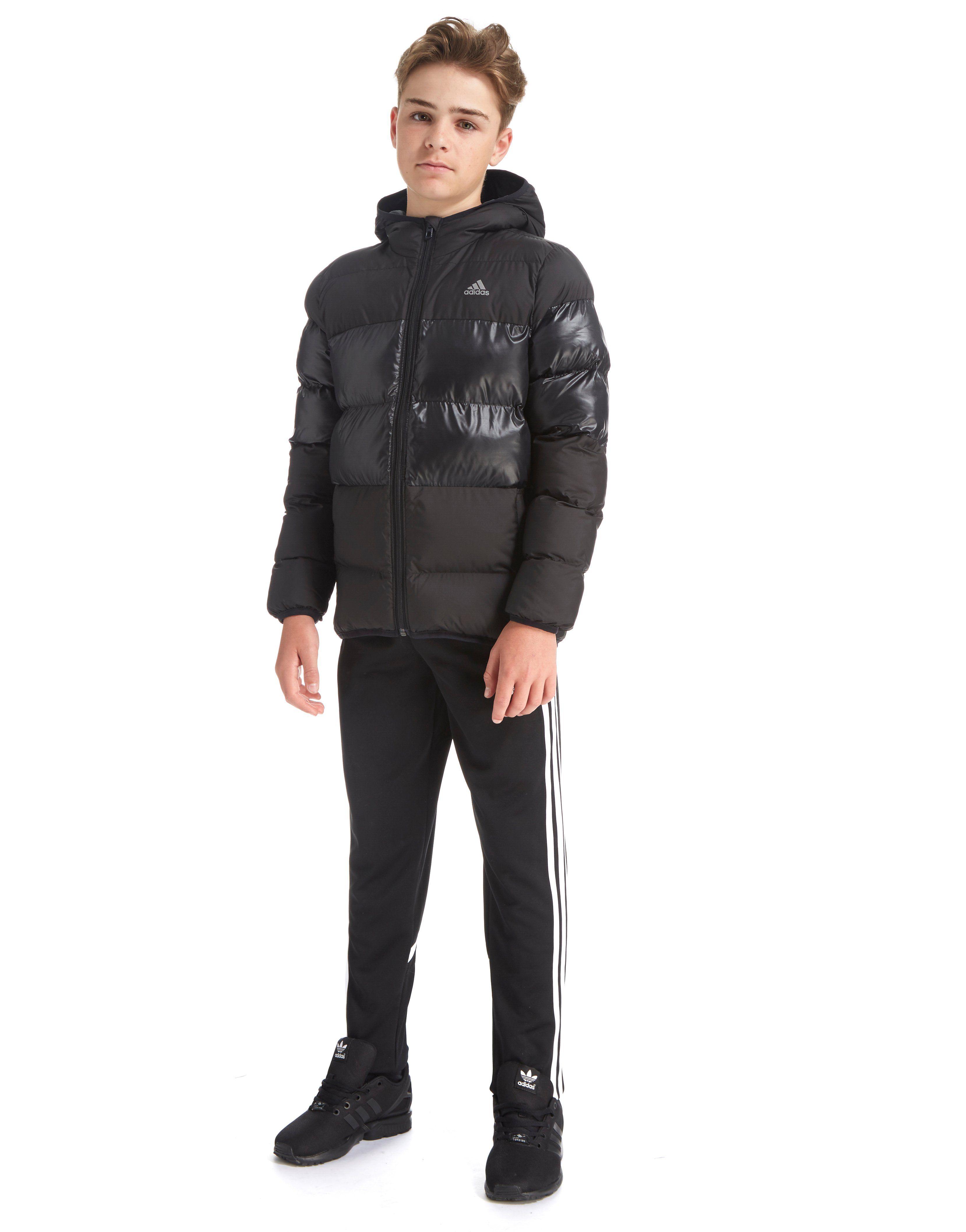 Adidas Bomber Jacket Junior | JD Sports