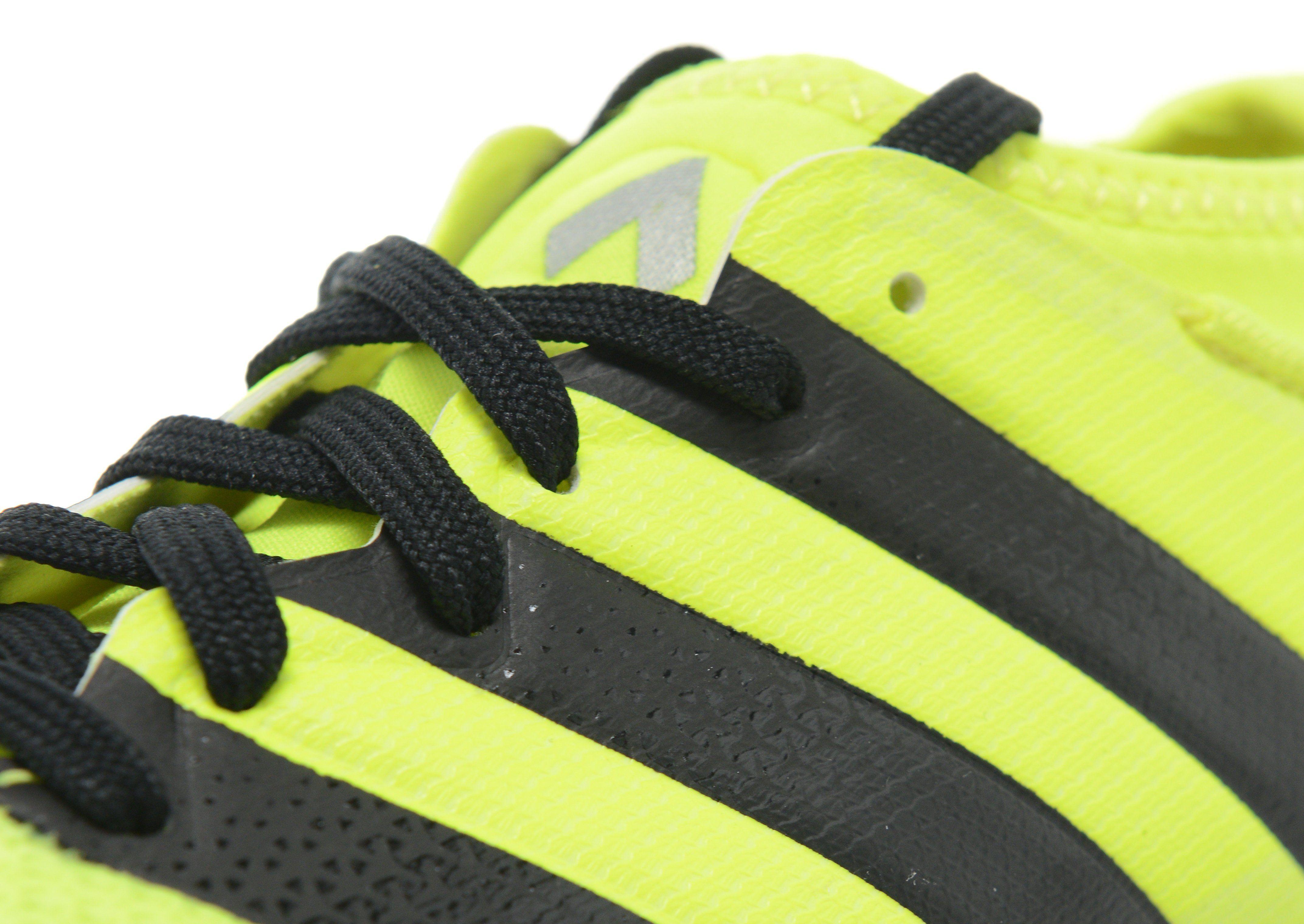 Verkauf Exklusiv adidas Ace 16.3 Turf Kinder Gelb Auslasszwischenraum Store Günstige Standorte Verkauf Auslass BfQNkkIW