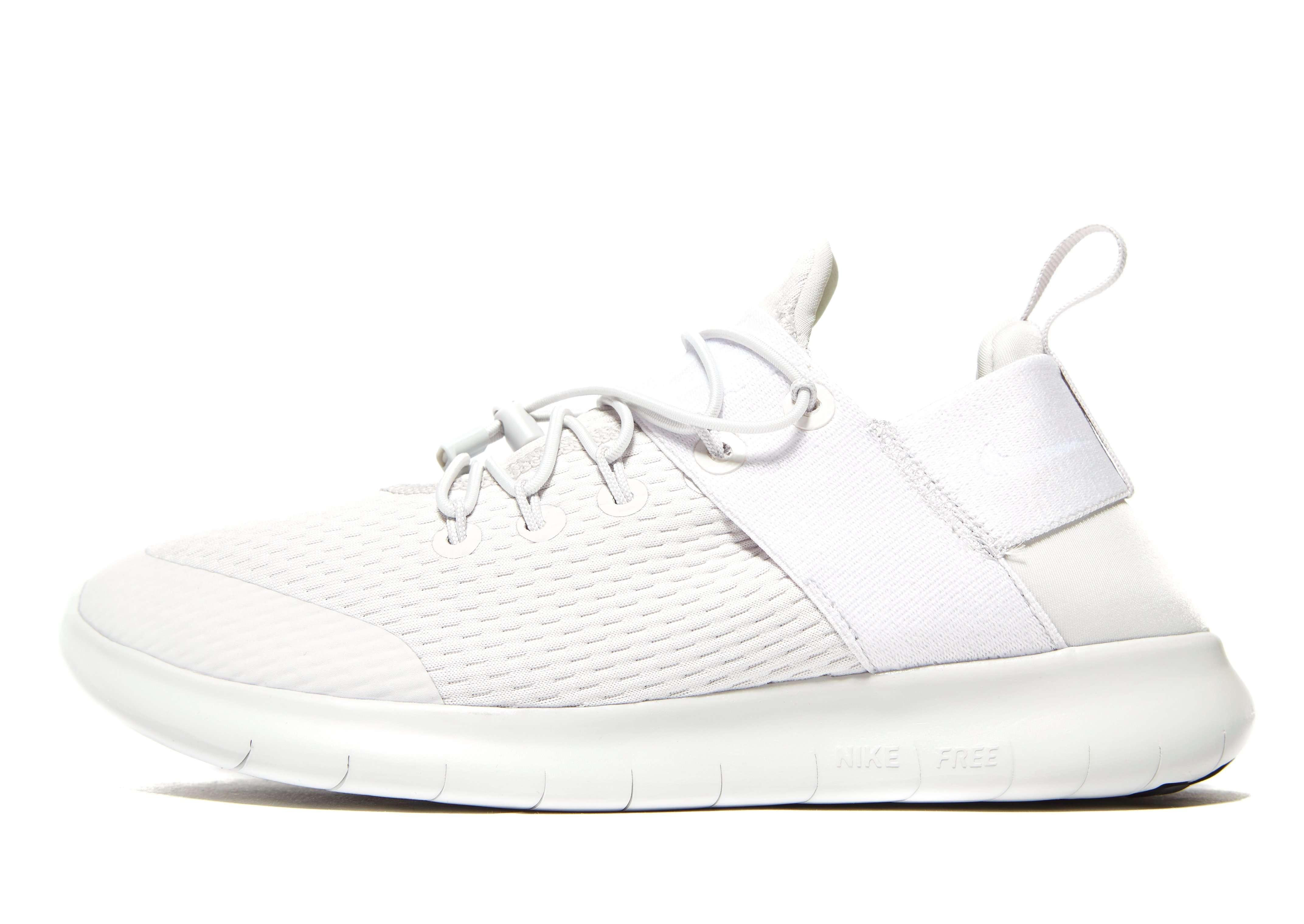 Nike Free RN Commuter 2 - Women's Running Shoes - White 021444