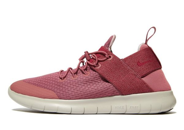 Nike Free RN Commuter 2 - Women's Running Shoes - Red 021453