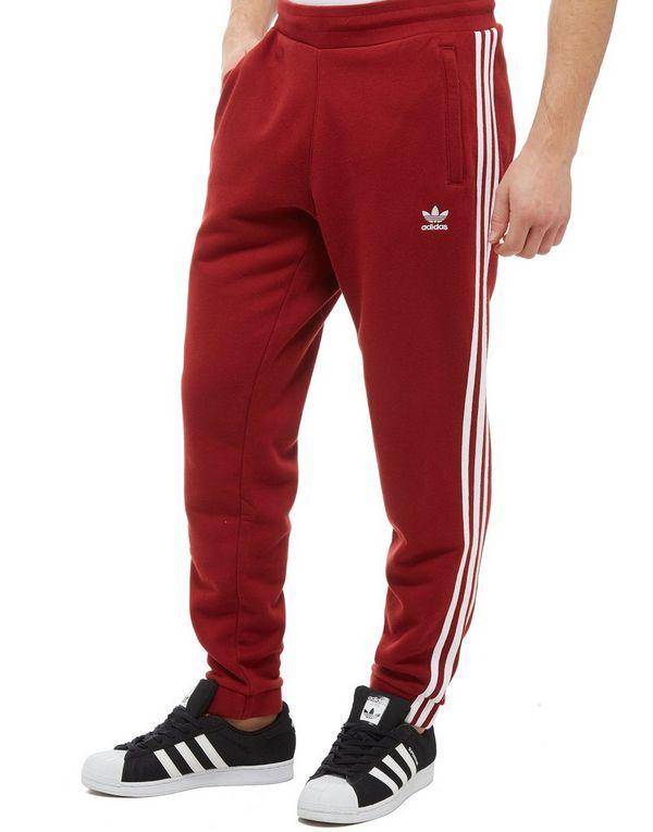 Adidas originals pantalon de surv tement trefoil fleece homme jd sports - Pantalon de survetement adidas homme ...