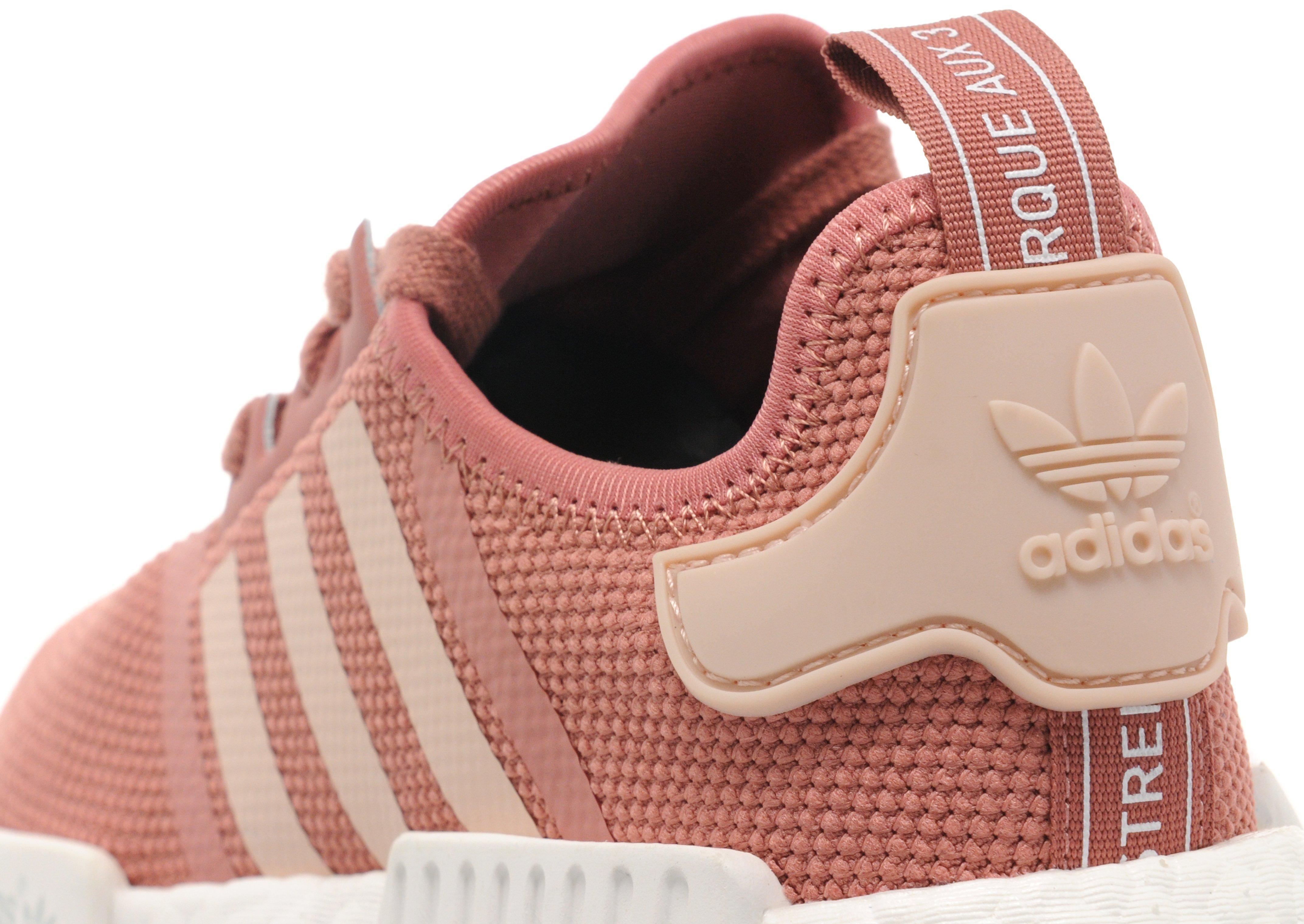 adidas nmd runner pink