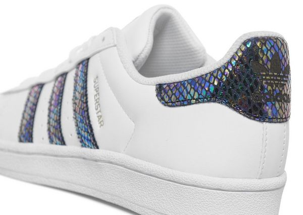 junior adidas superstars iridescent