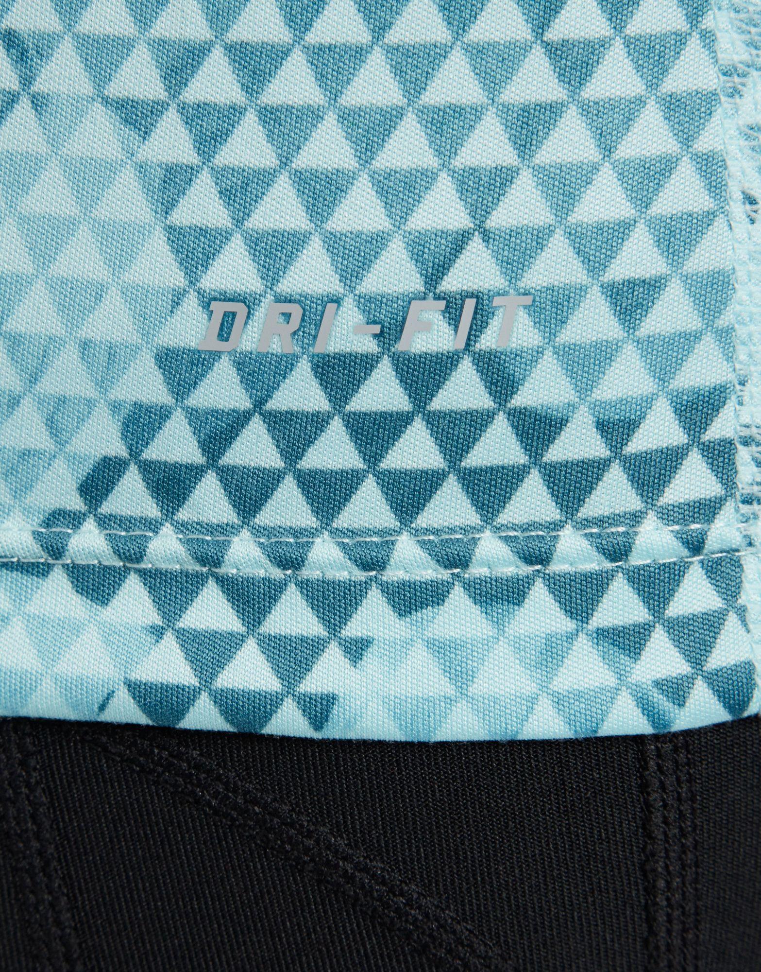 Nike Miler V-Neck Print T-Shirt