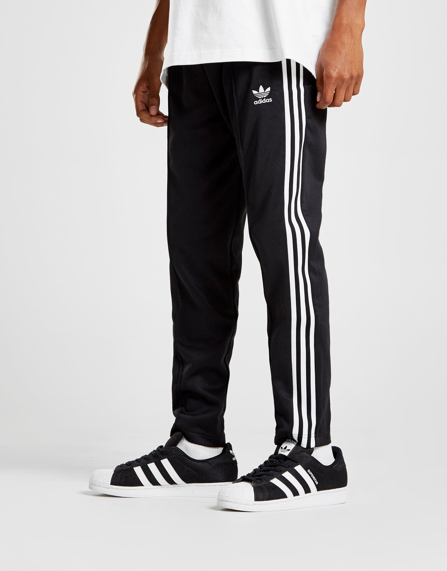 diversified latest designs famous designer brand outlet for sale adidas Originals Beckenbauer Cuffed Track Pants | JD Sports Ireland