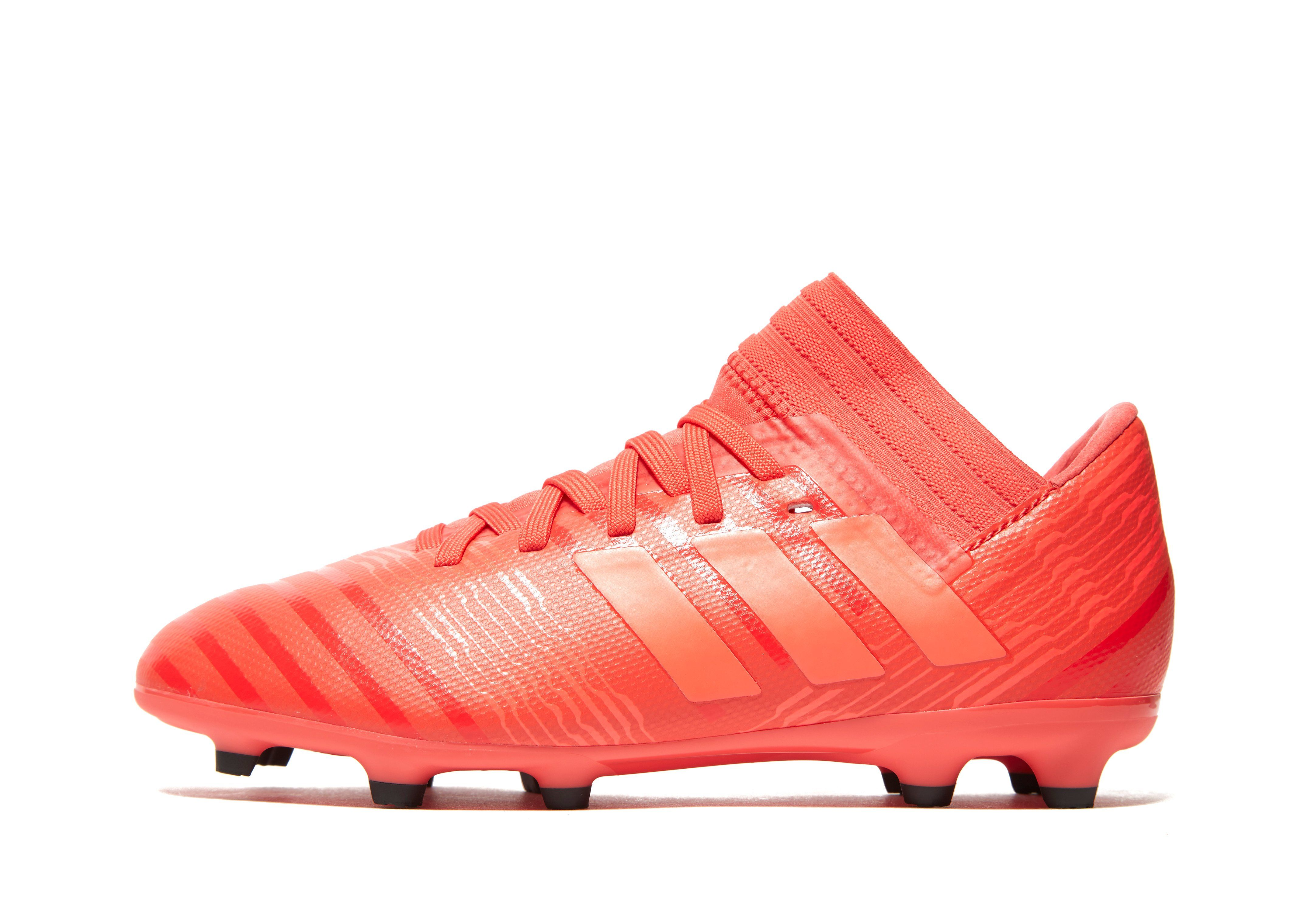 buy online 1b551 01032 adidas Cold Blooded Nemeziz 17.3 FG Children   JD Sports