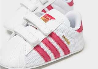 buy online 90c70 6cae5 adidas Originals Superstar Crib Infant