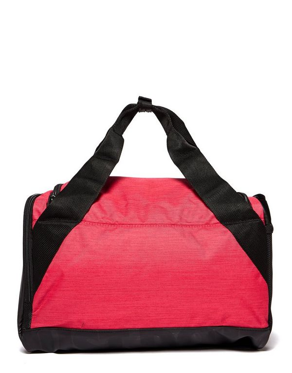 2cfa67be0966a Nike Extra Small Brasilia Tasche Pink-Weiß