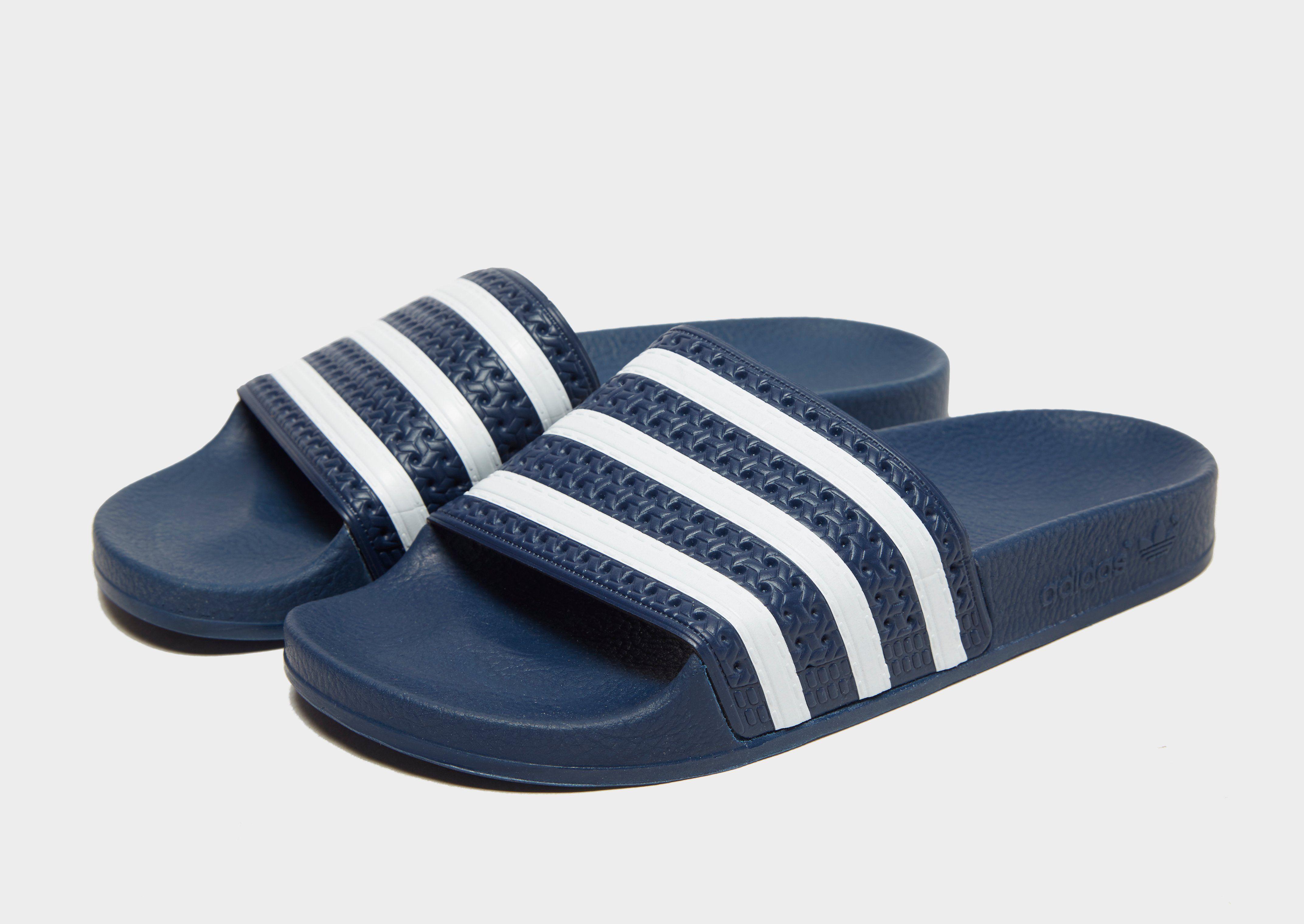 Luxury Slide Sandal 082008 Adidas Originals Womens Adilette Slides Sandals