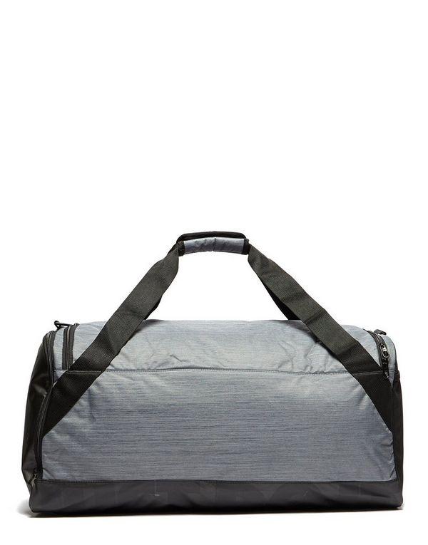 nike large brasilia tasche grau schwarz jd sports. Black Bedroom Furniture Sets. Home Design Ideas