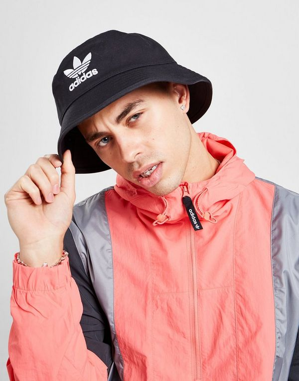 3221a8b9 adidas Originals Trefoil Bucket Hat | JD Sports Ireland