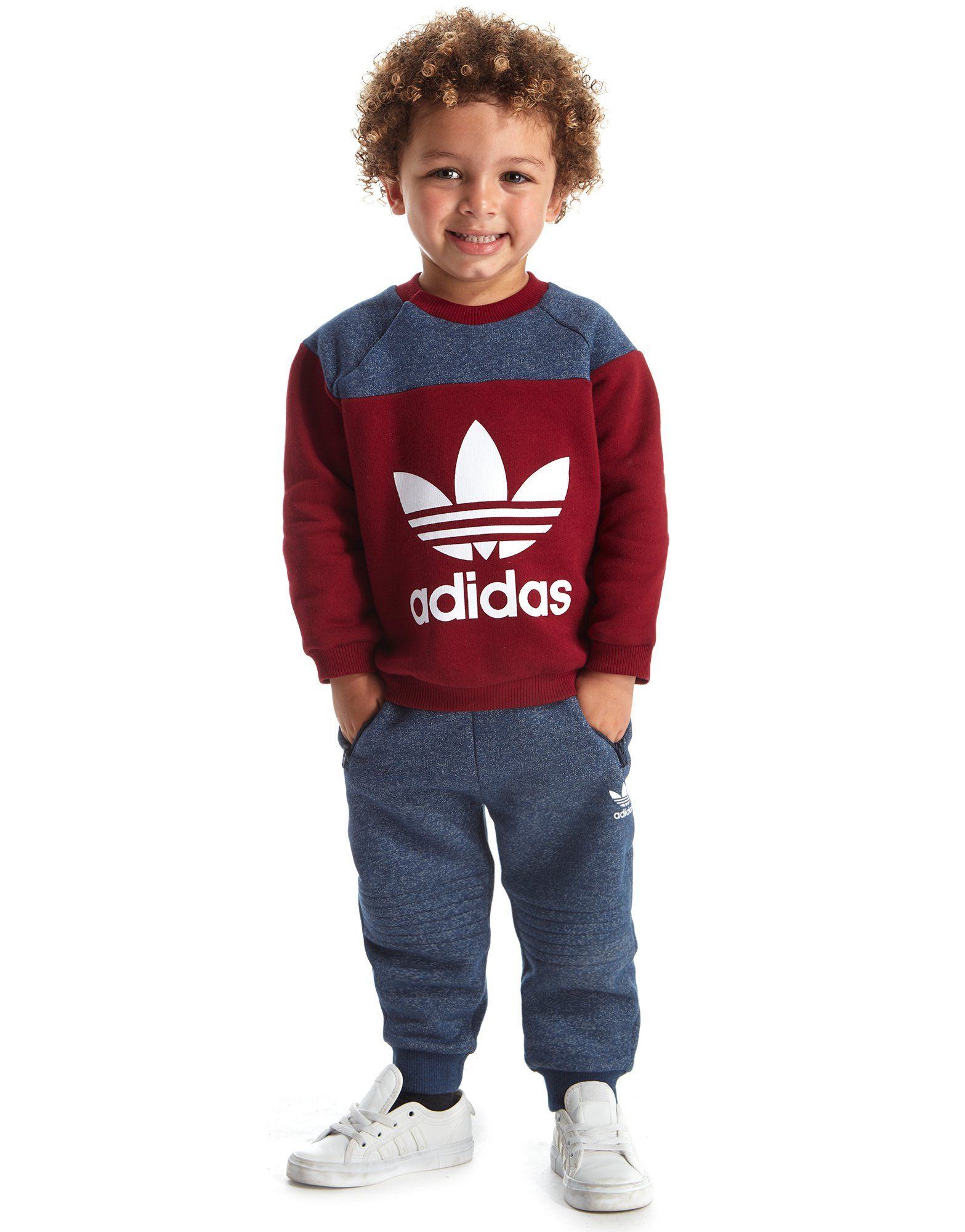 Adidas Originals Crew Suit Infant