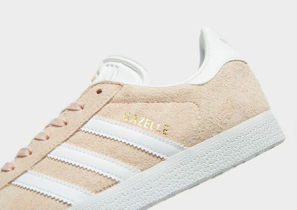 adidas originals gazelle womens light pink