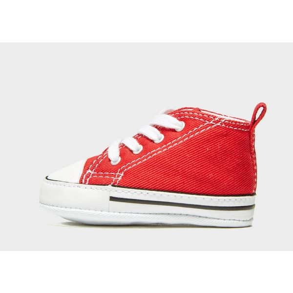 Infant Red Converse Crib Shoes
