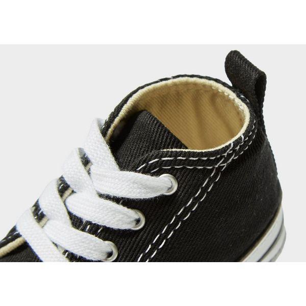 Converse First Star Crib Shoes White