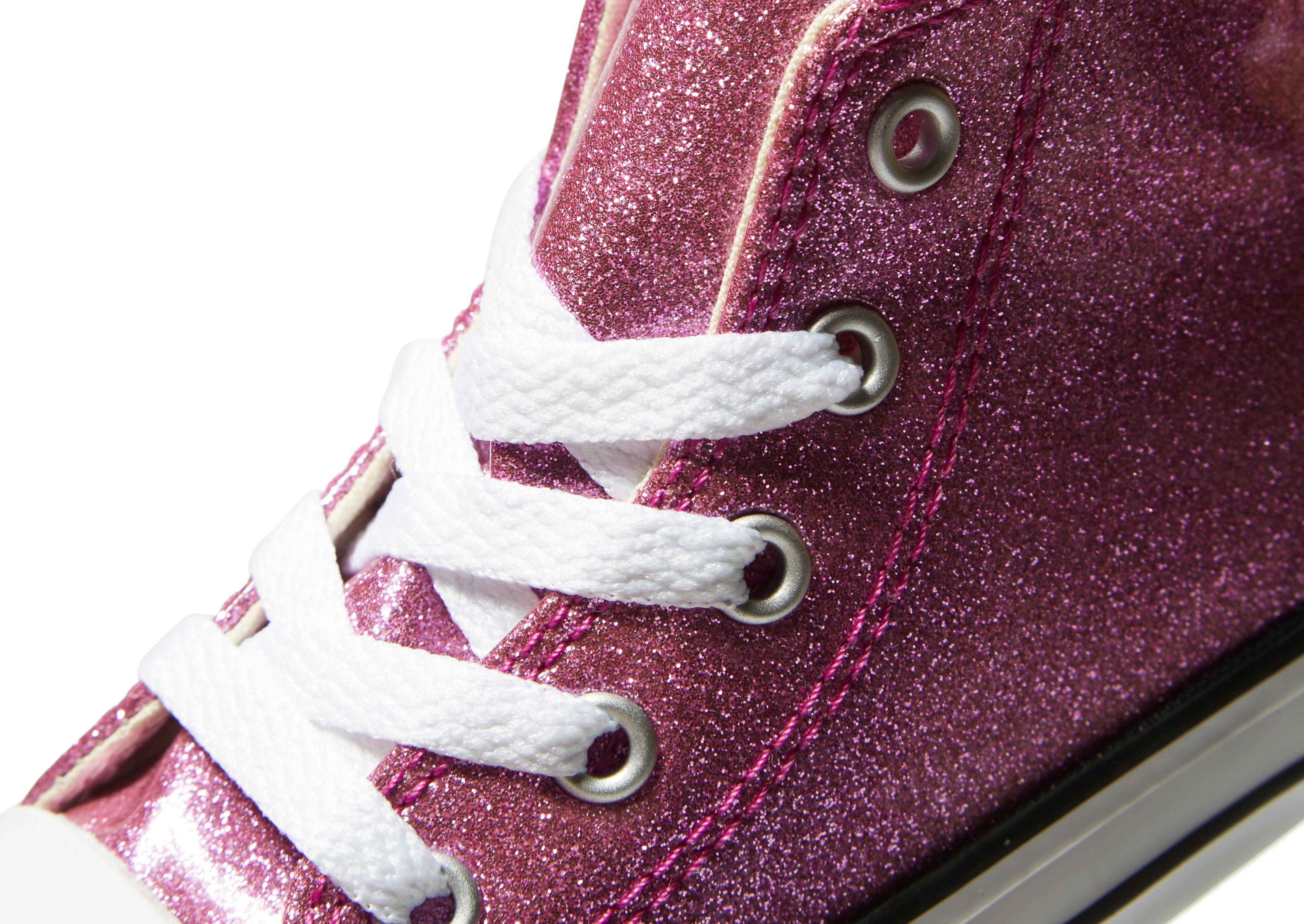 Converse All Star Hi Sparkle Infant