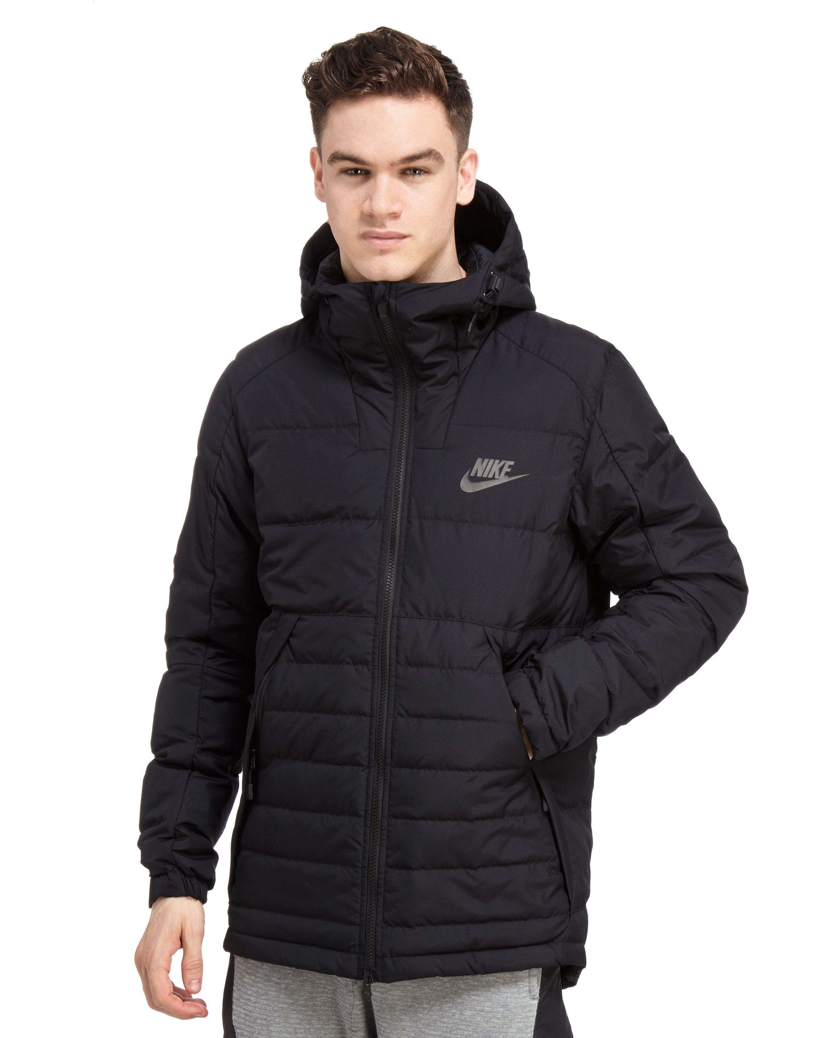 b02df39017d3 Black Puffer Vest Men Nike