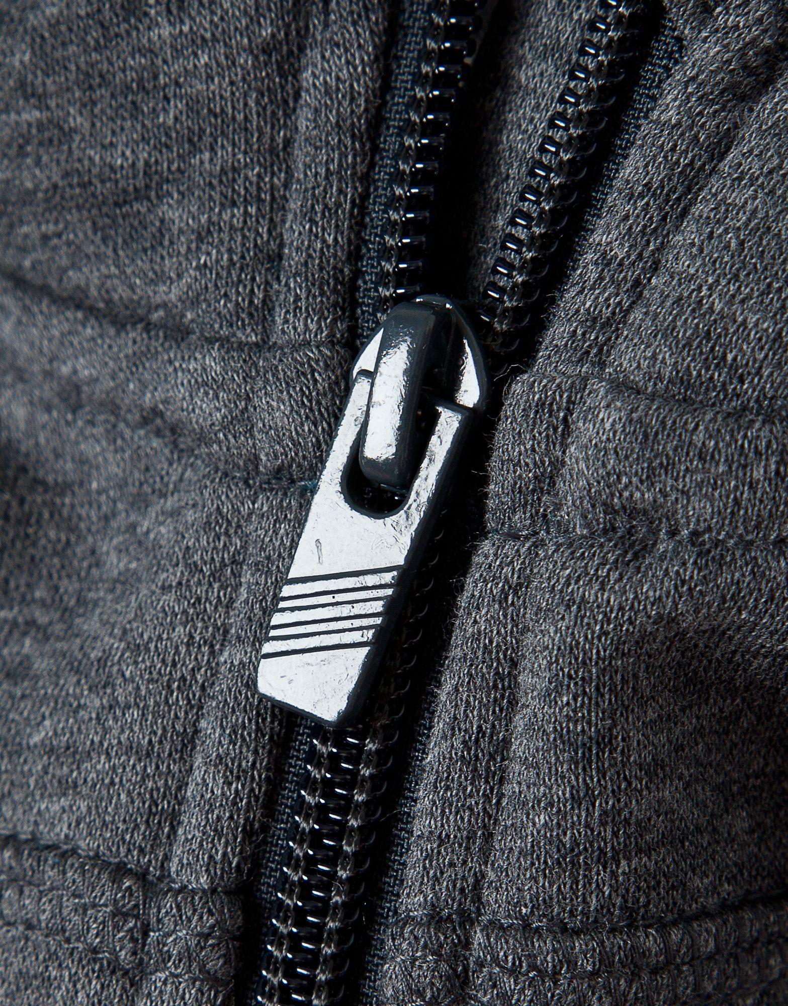 adidas Essentials 3 Stripe Hoody Children