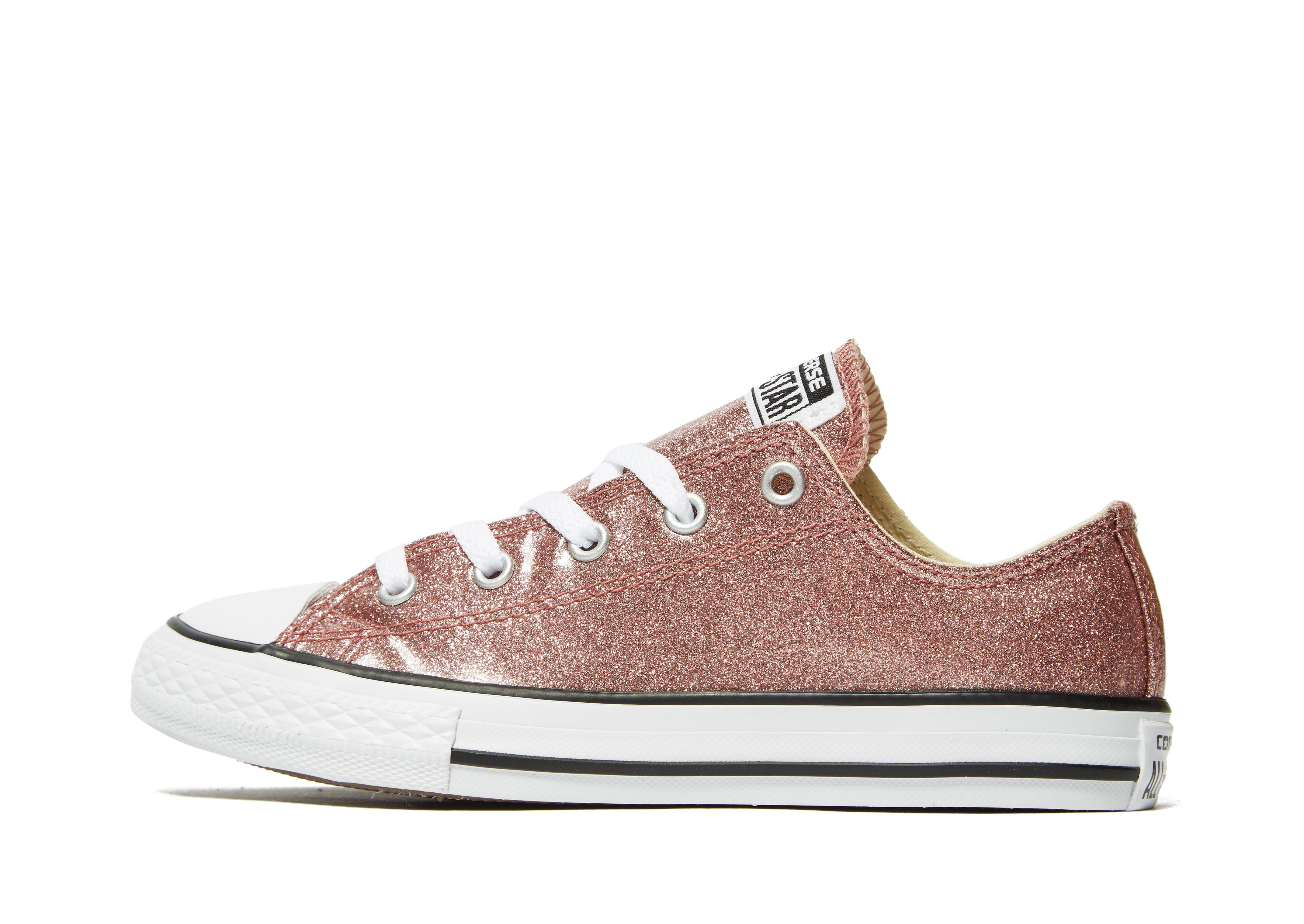 Kids converse shoes trainers clothing jd sports converse all star ox sparkle children nvjuhfo Gallery