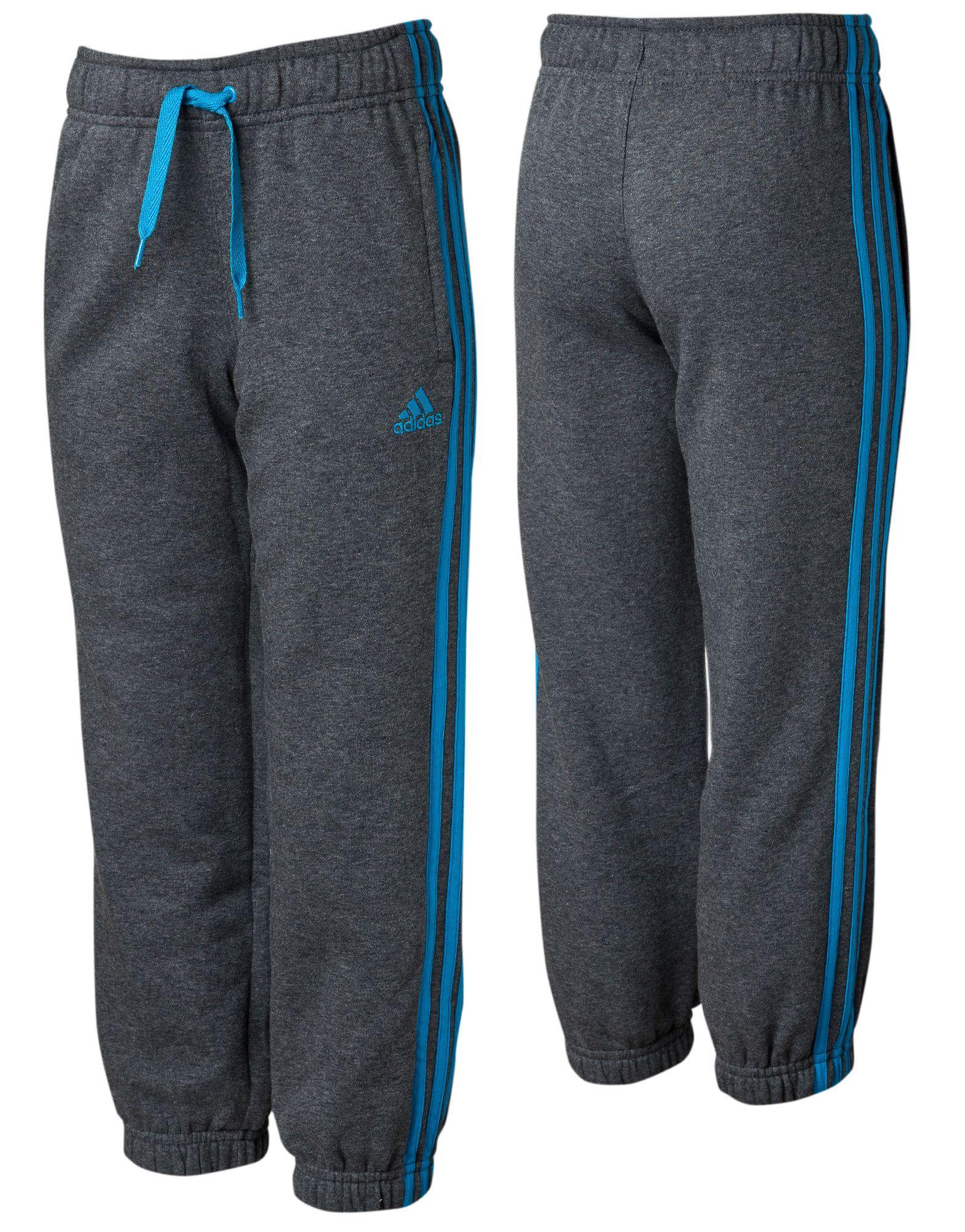 adidas Essentials 3 Stripe Track Pants Childrens