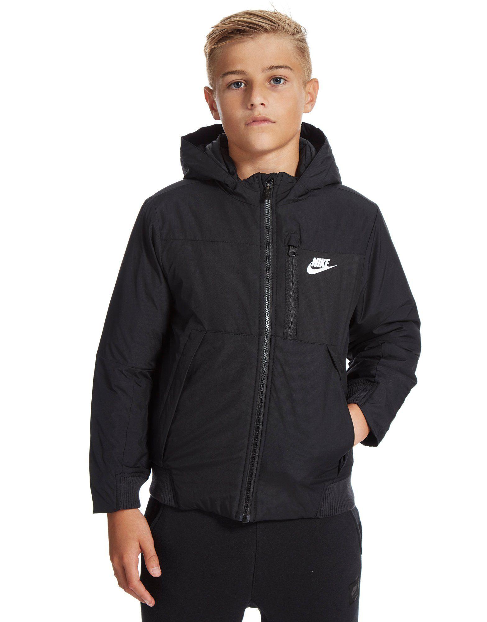 Nike jacket army - 1 Review Nike Core Padded Jacket Junior
