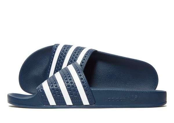 pretty nice 511fe d7db4 adidas Originals Adilette Slides   JD Sports