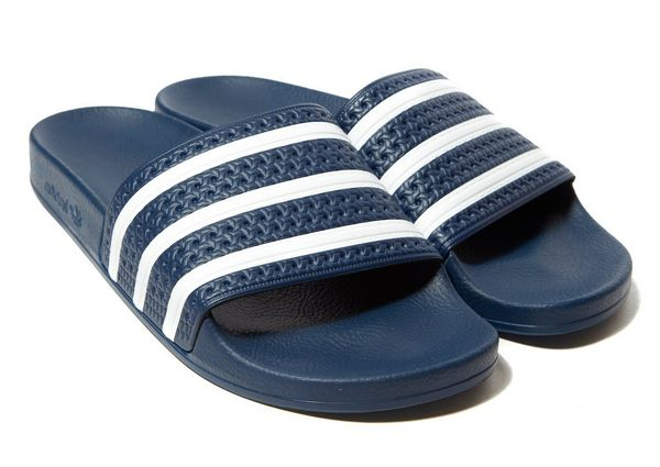 low priced 7abae aa0b9 adidas Originals Adilette Slides Herr