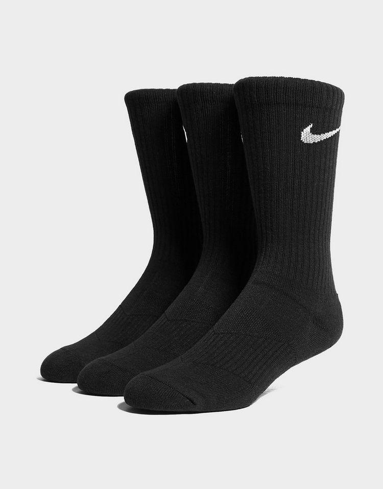 Nike 3 Pack Basic Cuff Socks