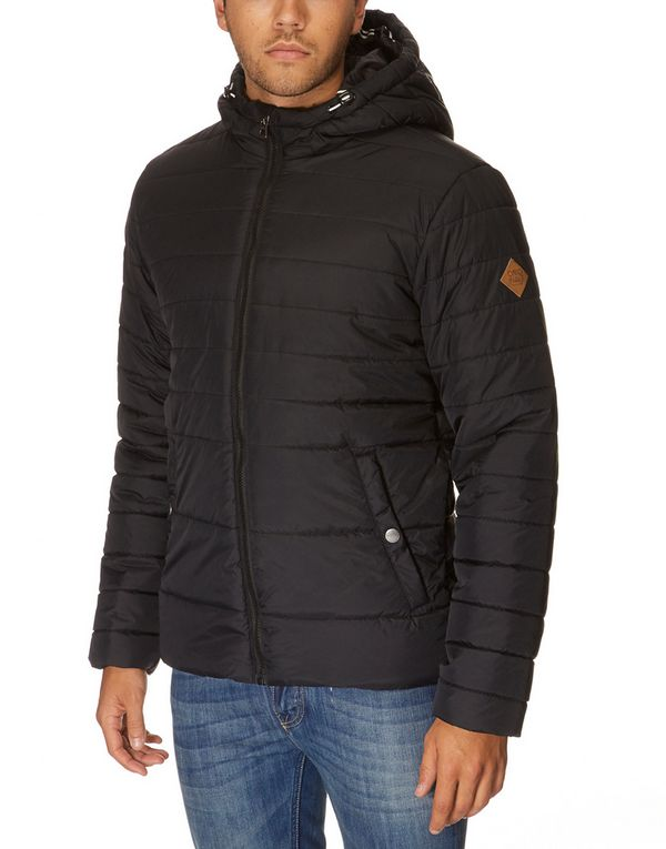 jack jones originals boom padded bomber jacket jd sports. Black Bedroom Furniture Sets. Home Design Ideas