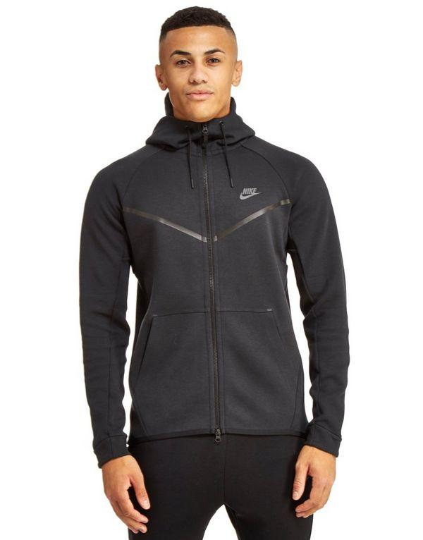 nike tech fleece windrunner full zip hoodie jd sports. Black Bedroom Furniture Sets. Home Design Ideas