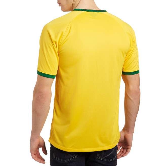 Nike Brazil 2014 Home Shirt