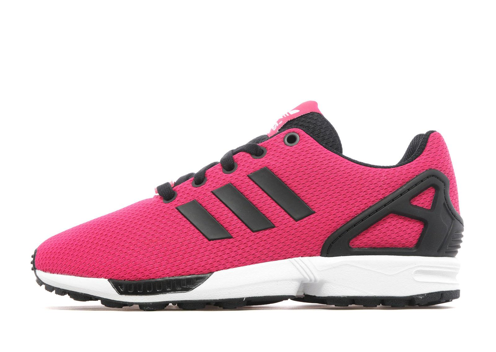 adidas zx flux rose junior