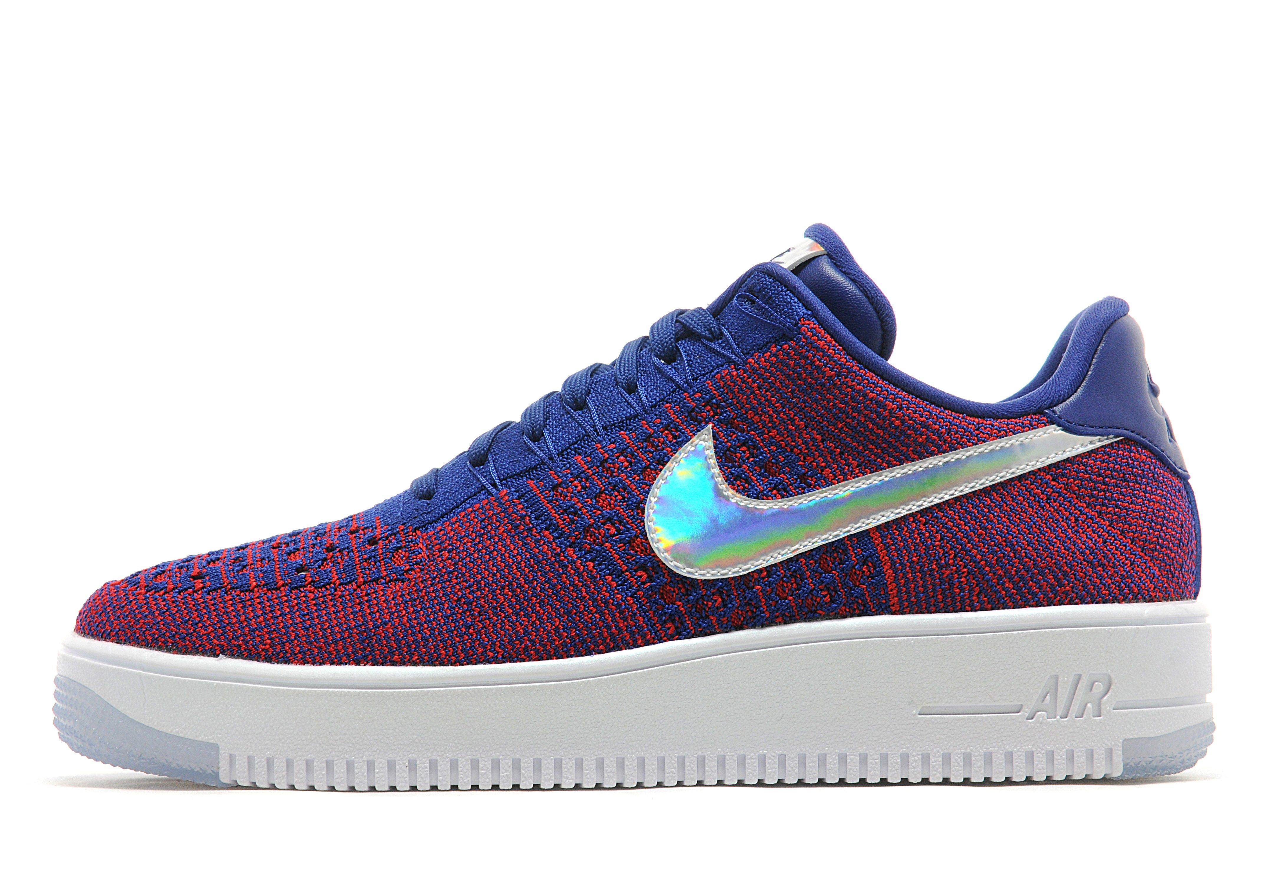 newest d23ac 795e8 70%OFF Nike Air Force 1 Flyknit Low   JD Sports