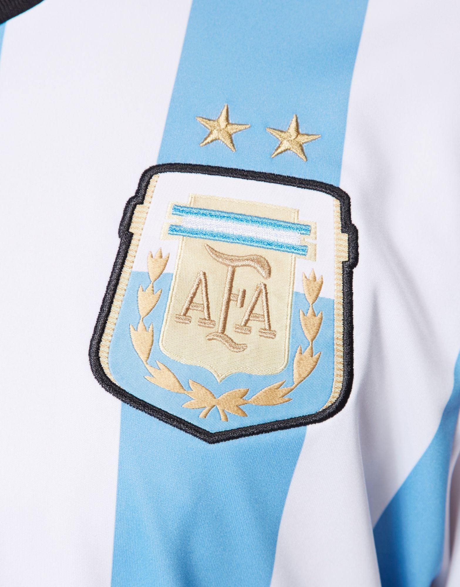 adidas Argentina 2014 Home Shirt