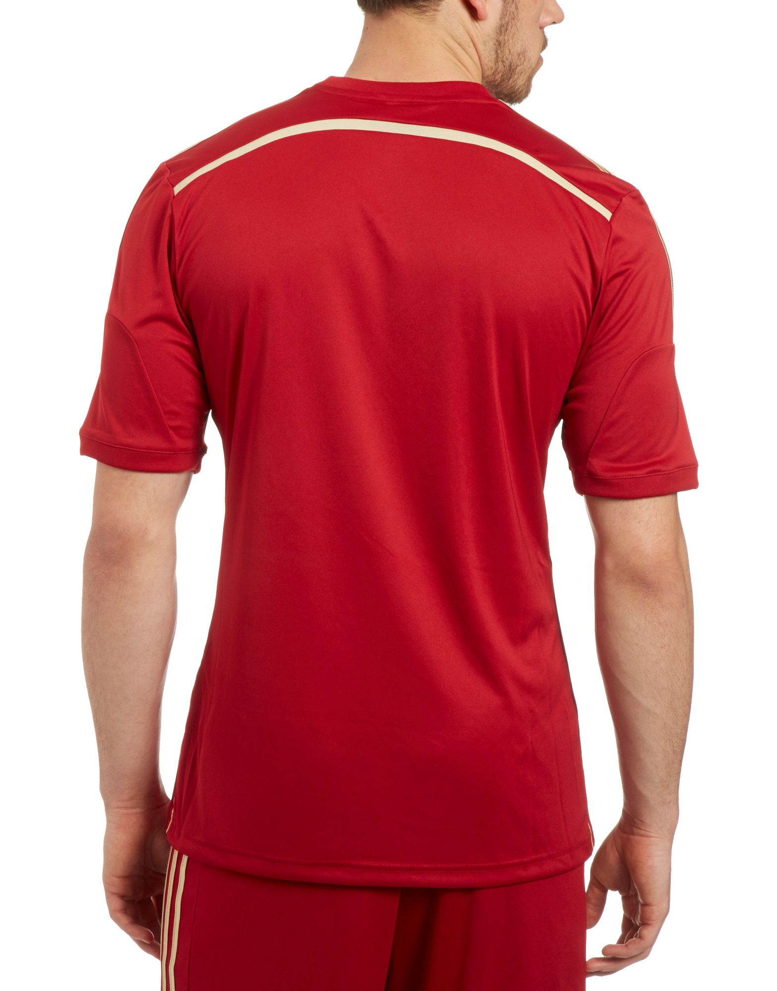 adidas Spain 2014 Home Shirt