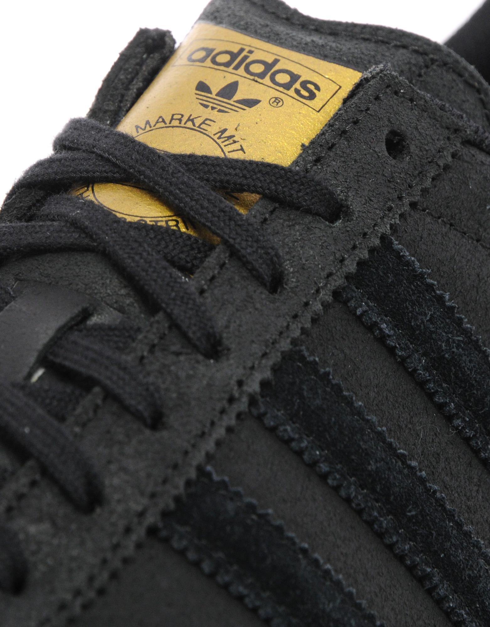 Adidas Gazelle Og Black Size 4