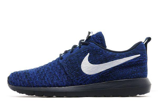 Nike Roshe Flyknit Blue