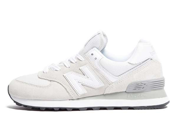 New Balance 574 - Women's Trainers - Grey 027790