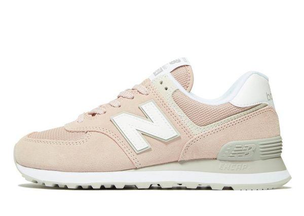 new balance 574 beige femme