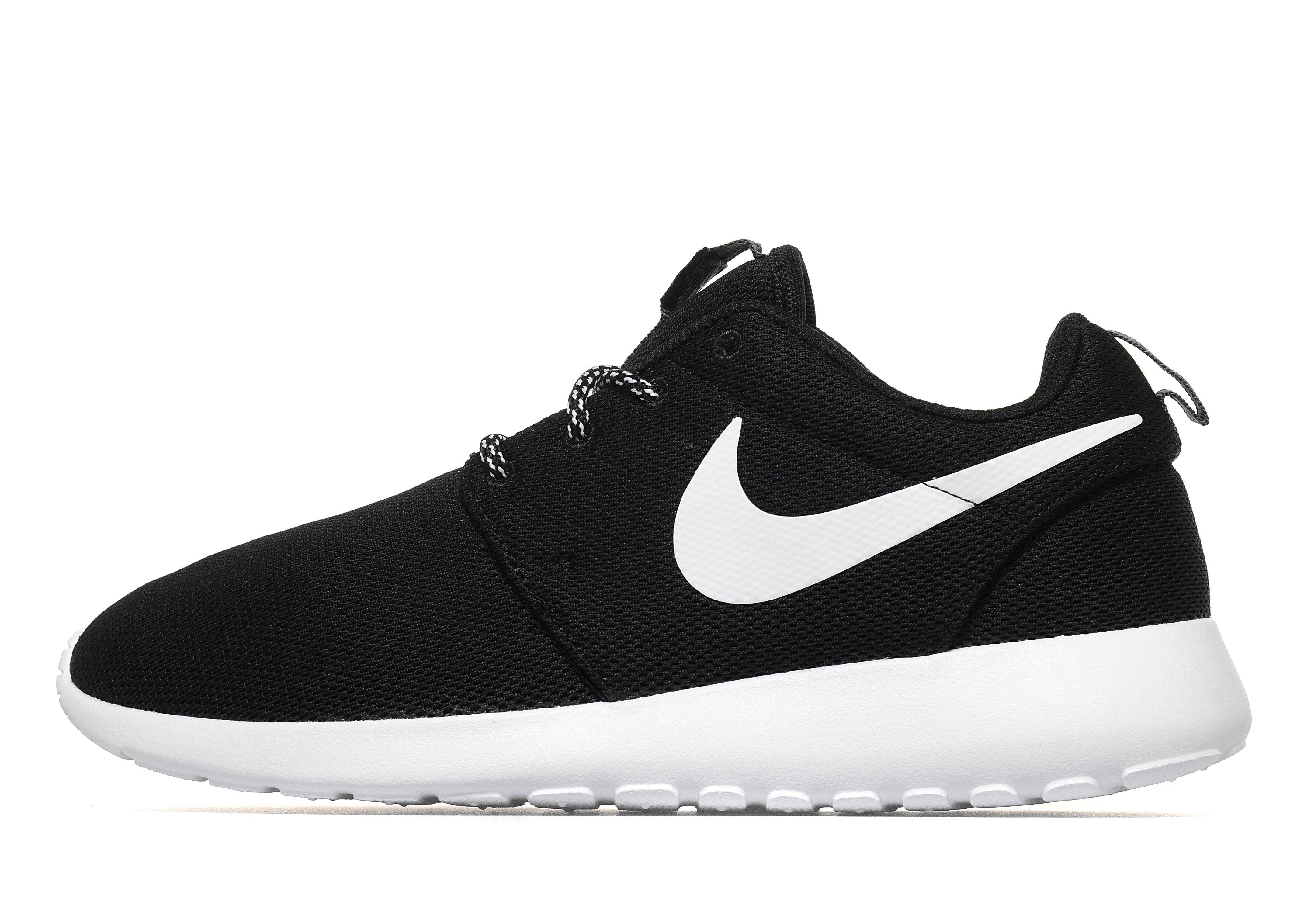 Femmes Nike Roshes Noir