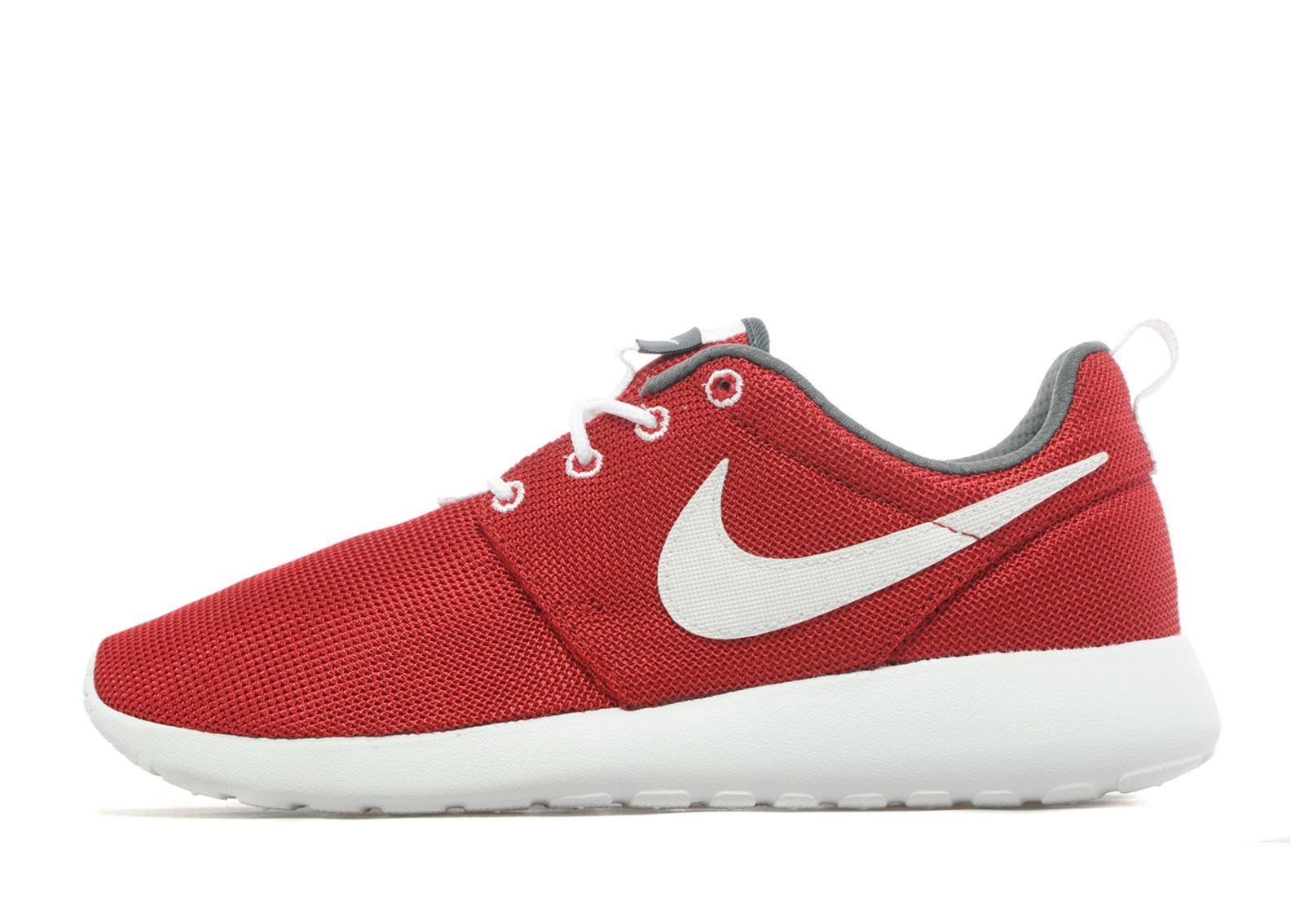 Junior Rouge Nike Roshe