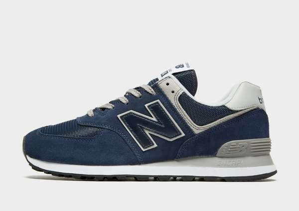 New Balance 574 - Men's Trainers - Blue 028014