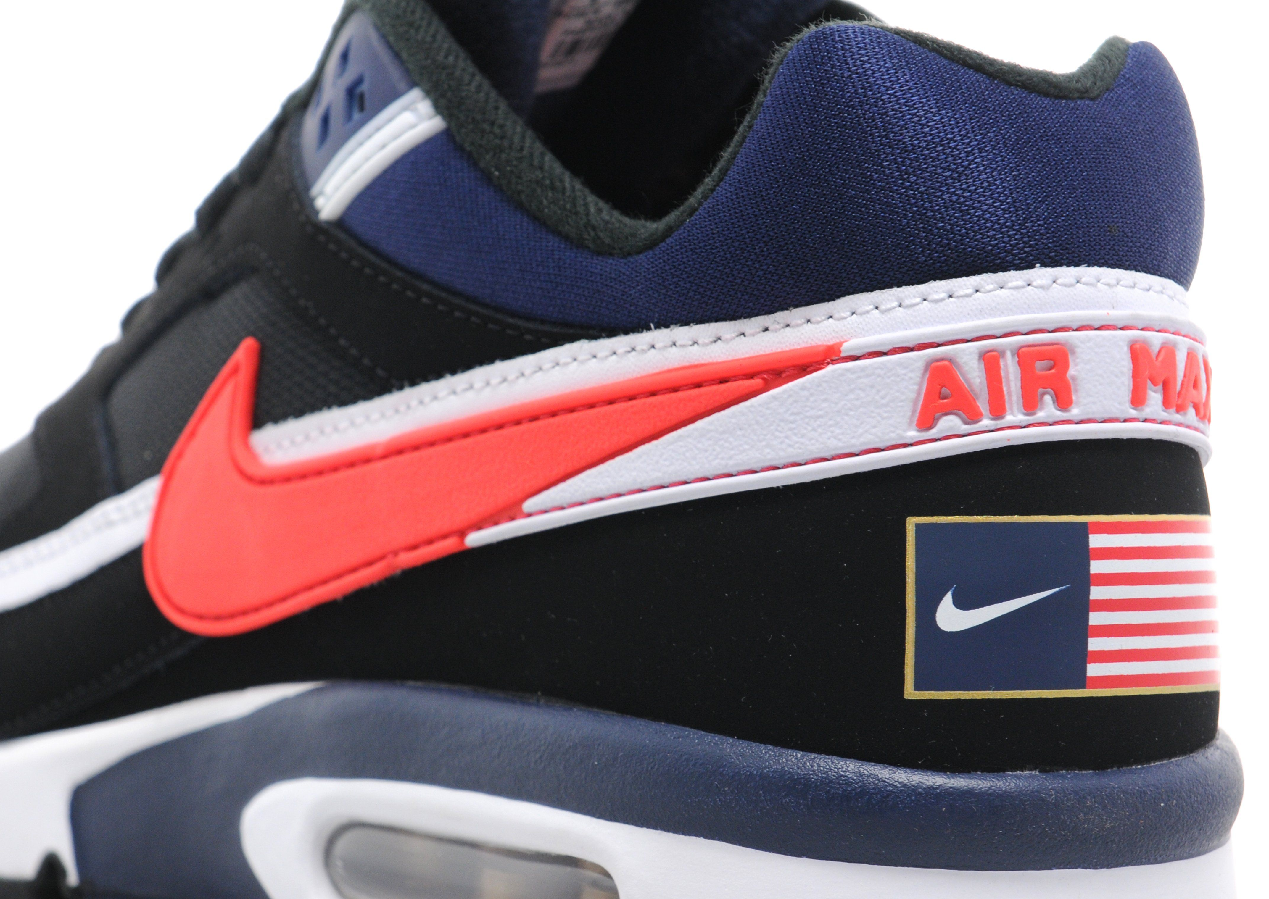 woagk Nike Air Max BW Premium \'Olympic\' Pack | JD Sports