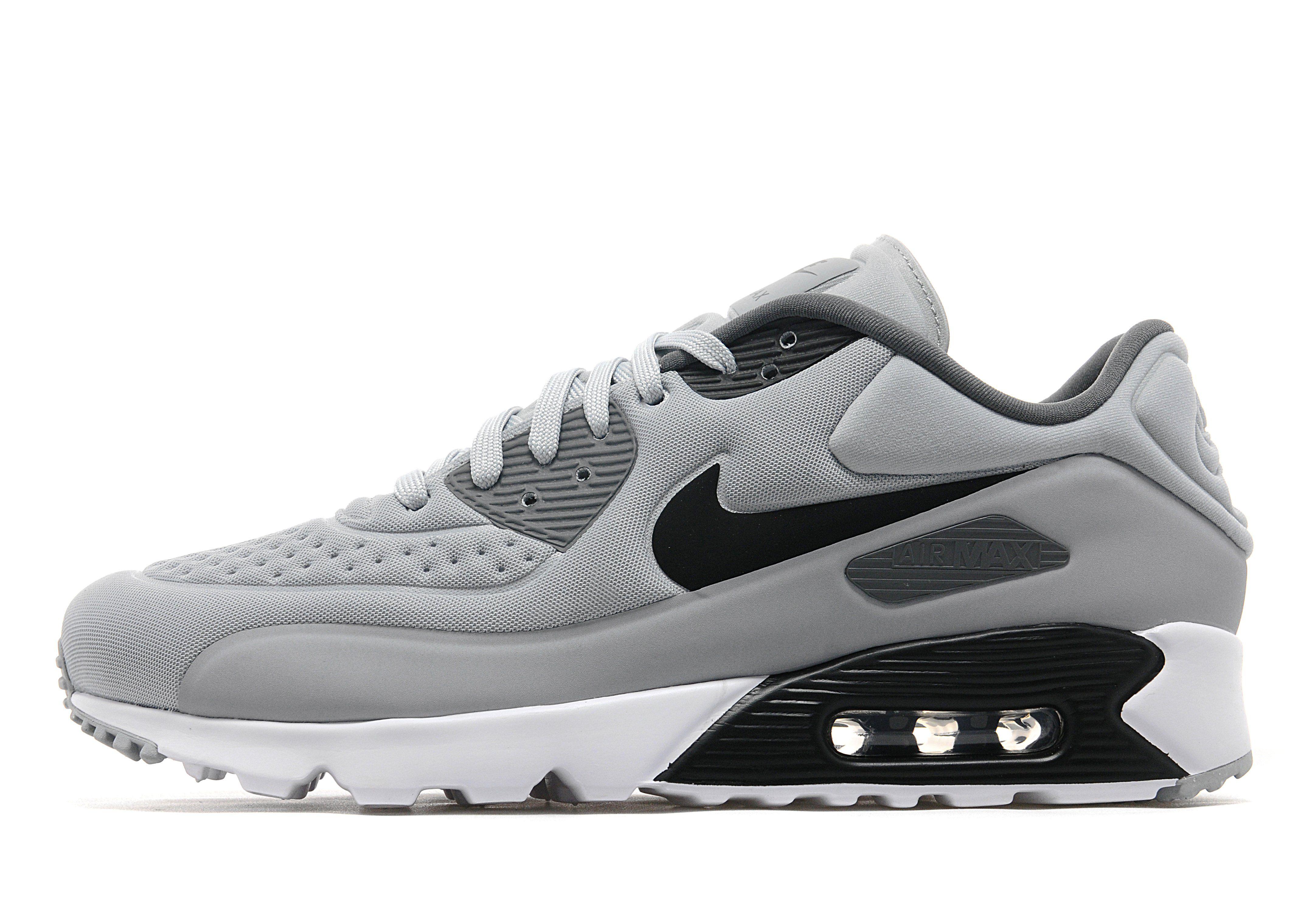 e8cf4786c116 ... and Nike Nike Air Max 90 Ultra SE JD Sports Nike Air Max Ivo Junior  Boys Trainers Nike Men Grey Black ...