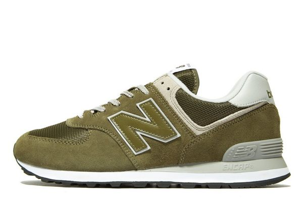 new balance 574 homme blanche