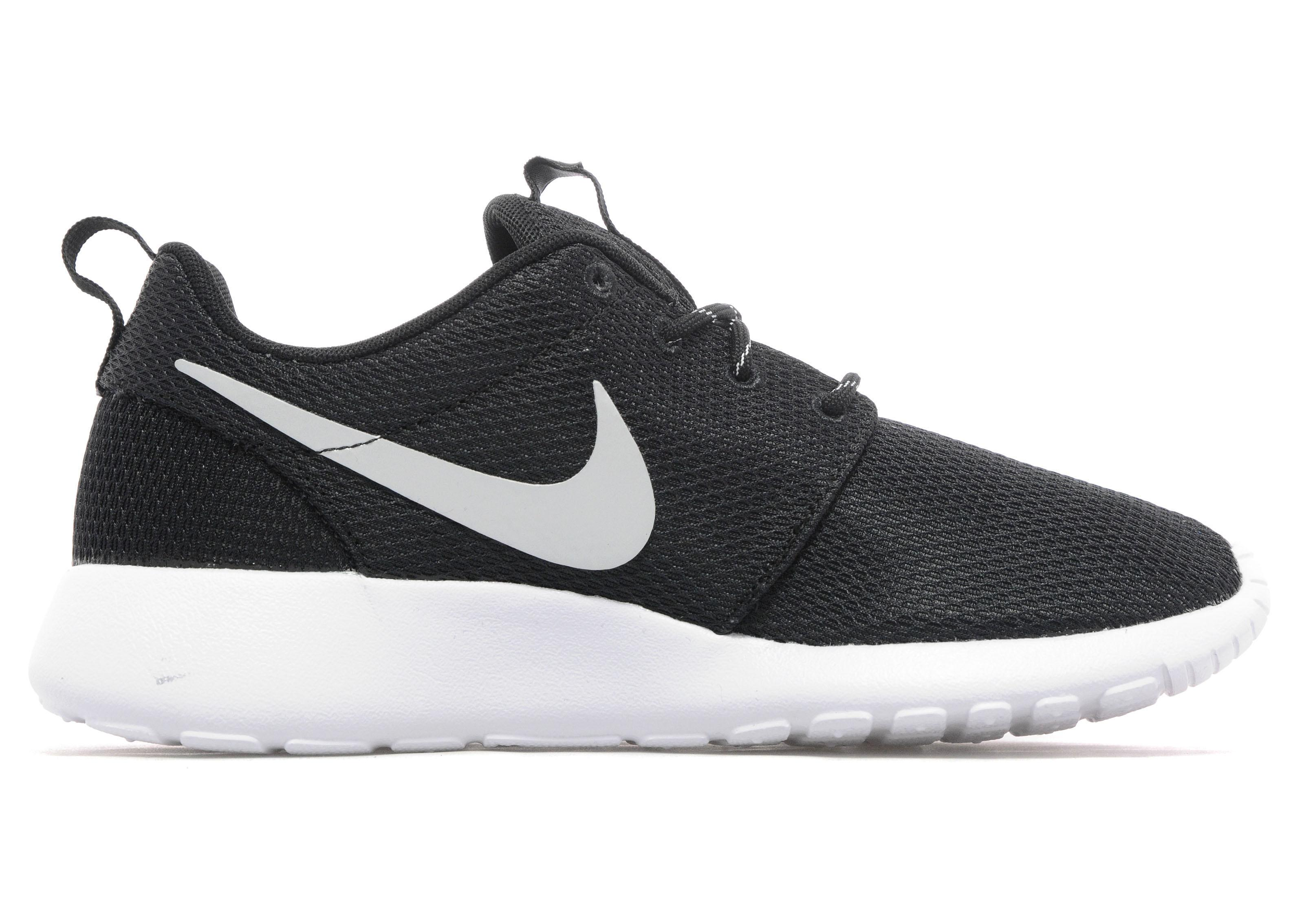 on sale 466a7 6efb8 ... zapatos abre nike roshe run negro jd . ...