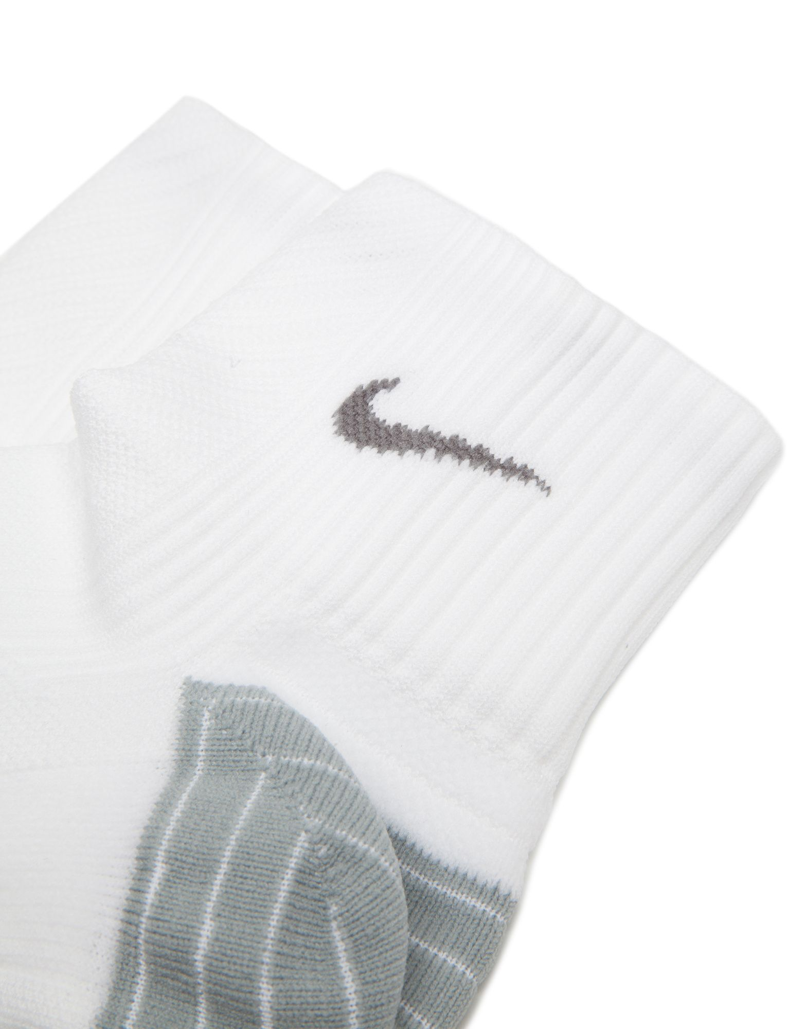 Nike Run Cushioned Quarter Socks